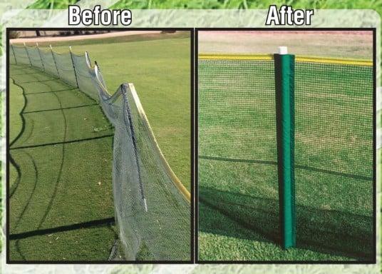 Home Run Fence