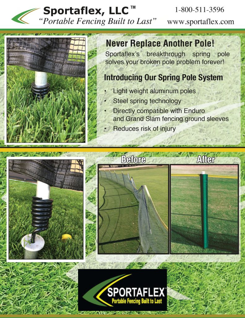 portable sports fencing